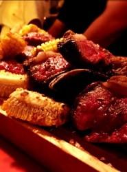 ご褒美肉を食べてきました