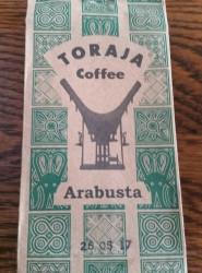 TORAJA coffee  って知ってます?