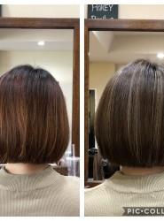 髪質改善!サイエンスアクア!